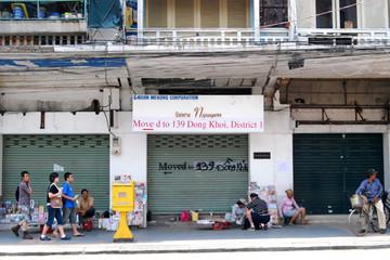 Sắp cưỡng chế dân khu tứ giác `vàng` trung tâm Sài Gòn