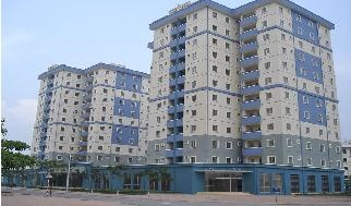 Dự án căn hộ 20m2 cho người thu nhập thấp
