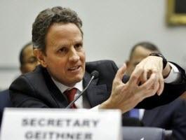 Geithner: Kinh tế toàn cầu có thể giải quyết vấn đề châu Âu