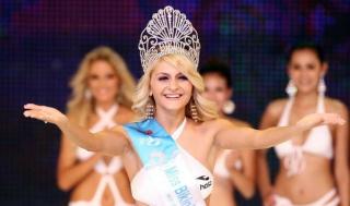 Người đẹp Rumani đăng quang Hoa hậu Bikini Quốc tế 2010