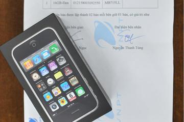 Bảo hành iPhone 'vượt rào'