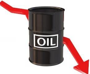 Giá dầu trên thế giới xuống dưới 70 USD/thùng