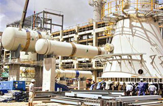 Ưu đãi hỗ trợ dự án Tổ hợp hóa dầu miền Nam