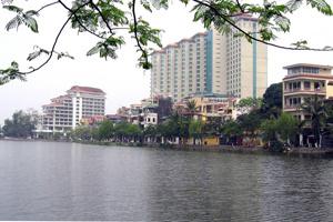 Xây dựng nhà cao tầng tại nội thành - Phân vùng để kiểm soát