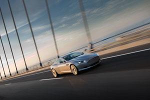 Bộ mặt mới của Aston Martin DB9