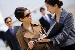 10 nguyên tắc `bất thành văn` dành cho nữ nhân viên