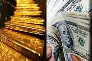 Giá đô la tiếp tục tăng, giá vàng ổn định