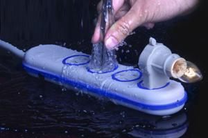 Ổ cắm điện chịu nước Wet Circuits