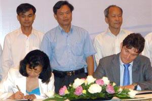 Khởi động Dự án Cảng biển nước sâu Nam Du