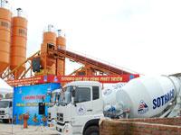 Năm 2011, SDP cung cấp 90.000m3 cát vàng cho Thủy điện Nậm Chiến