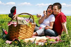 6 ý tưởng hẹn hò cho ngày hè