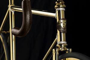 Xe đạp giá 2,25 tỷ đồng