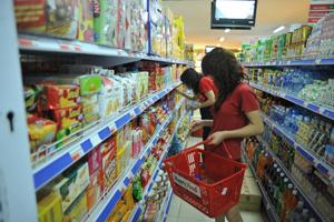 CPI tháng 7: Hà Nội tăng 0,25%, Tp.HCM giảm 0,09%