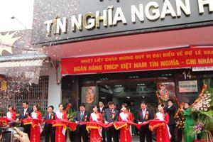 TinNghiaBank khai trương hai quỹ tiết kiệm mới