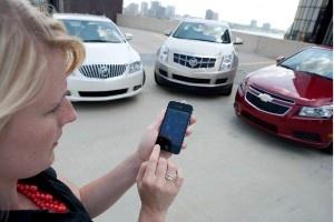 GM OnStar với ứng dụng mới cho Smartphone