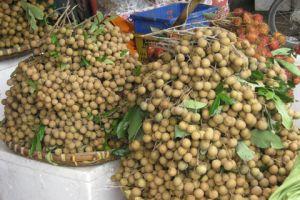 `Nhãn lồng Hưng Yên` nhập khẩu từ Trung Quốc