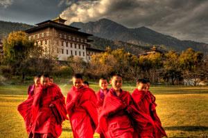 Bhutan – Đất nước Rồng Sấm
