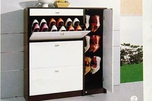 Trang nhã với tủ giày