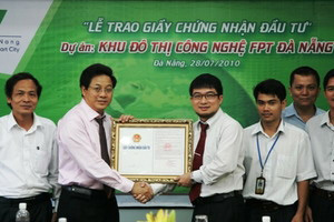 Tập đoàn FPT chuẩn bị xây khu đô thị tại Đà Nẵng