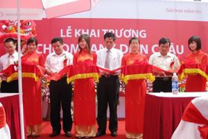 Techcombank khai trương phòng giao dịch Diễn Châu