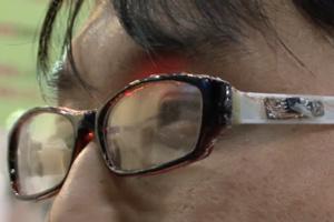 Cặp kính tìm đường