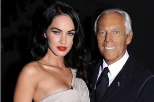 Megan Fox là gương mặt mới của mỹ phẩm Giorgio Armani