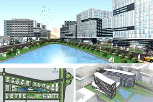 Phê duyệt quy hoạch chi tiết Khu đô thị Công viên công nghệ phần mềm Hà Nội