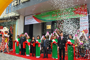 TinNghiaBank đồng loạt khai trương 7 quỹ tiết kiệm