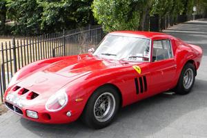 Đấu giá Ferrari 250 GTO Evocazione