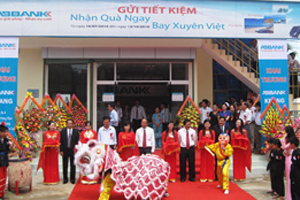 ABBank khai trương phòng giao dịch Kbang - Gia Lai