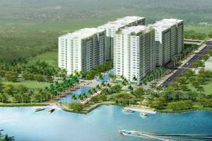 Mốt bất động sản `xanh` tại Tp. HCM