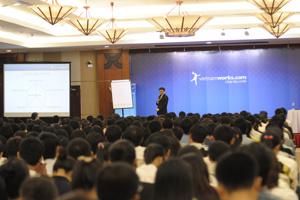 Cơ hội cho nghề diễn giả tại Việt Nam