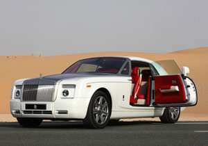 """Rolls Royce Phantom """"đua"""" với Bentley ở Trung Đông"""