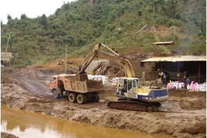 Bổ sung quy hoạch ba điểm mỏ quặng mangan