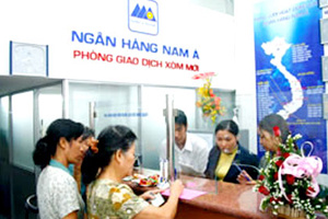 NamABank giảm lãi suất cho vay xuống 13.2%/năm