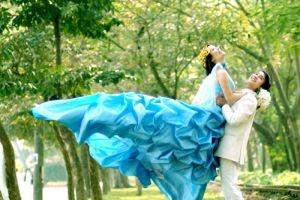 Mẹo chụp ảnh cưới