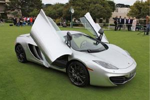 McLaren công bố giá MP4-12C 2012