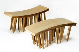 Bộ sưu tập ghế `Con Rết`