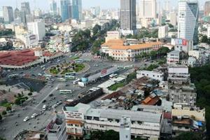 Tp.HCM: Khởi động dự án tại các `khu đất vàng`