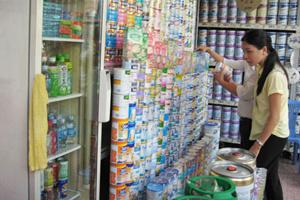 Tháng 9 - Sữa lại tăng giá