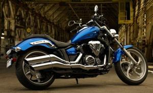 2011 Yamaha Stryker – Đối thủ mới của Honda Fury