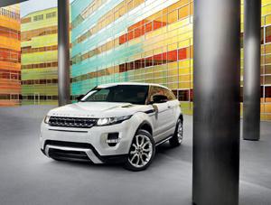Land Rover chính thức công bố Range Rover Evoque