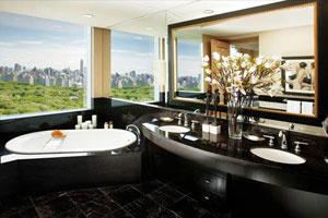 Những phòng tắm có tầm nhìn đẹp nhất thế giới