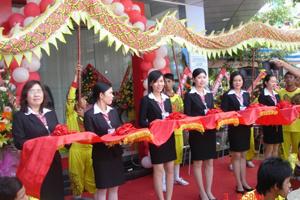Techcombank khai trương phòng giao dịch Tân Châu