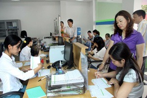 Habubank khai trương phòng giao dịch Cửa Bắc