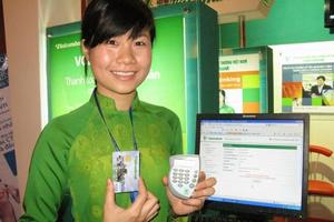 Nhiều tiện ích khi thanh toán hóa đơn trả sau trên VCB-iB@nking