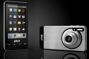 Điện thoại máy ảnh Altek Leo