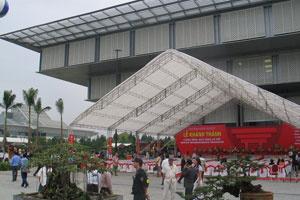Hà Nội khánh thành bảo tàng quy mô 2.300 tỷ đồng