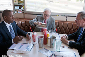Trò chuyện cùng Warren Buffet