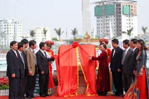 Hà Nội: Khánh thành công viên Hòa Bình có vốn đầu tư 282 tỷ đồng